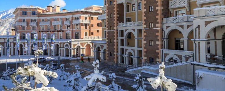 В Сочи на Новый год 2 500 рублей