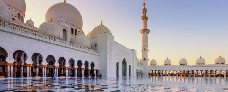 Неделя в 5* отеле в Абу-Даби 23 400 рублей *АРХИВ*