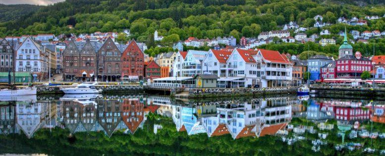 Норвежские фьорды на майские праздники 11 200 рублей *АРХИВ*