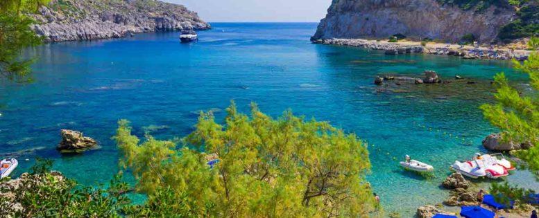 Неделя в 5* отеле в Греции 29 900 рублей *АРХИВ*