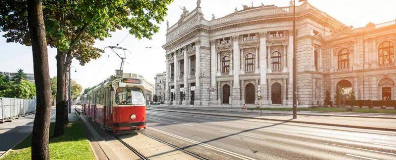 Архив. Прямые рейсы в Вену 8 400 рублей
