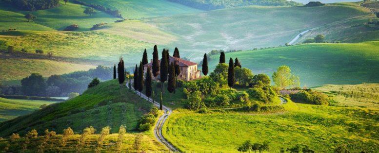 В Тоскану осенью 6 600 рублей