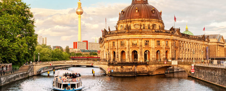 Летом и на праздники: в Берлин за 6 000 рублей *АРХИВ*