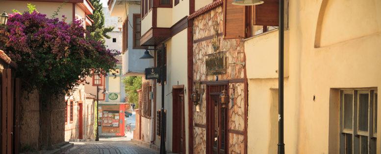 В Турцию на выходные (отель 5*) от 7 500 рублей