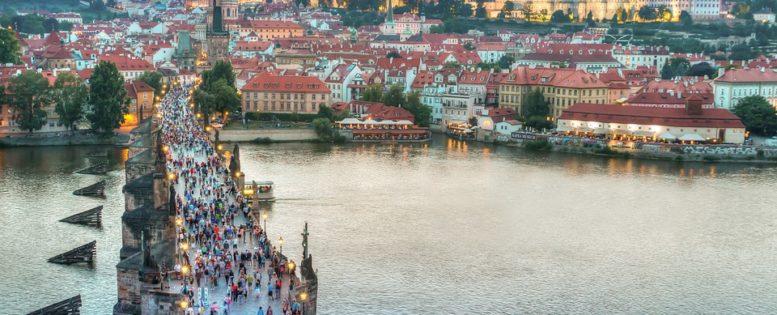Прямые рейсы в Прагу 9 700 рублей *АРХИВ*