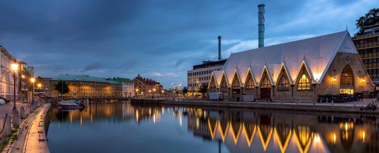 В Швецию на ноябрьские праздники 12 900 рублей