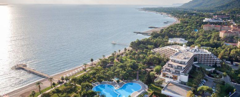 Короткий тур в Турцию 9 400 рублей, 5*, все включено *АРХИВ*