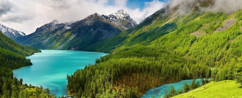 Алтай весной 6 600 рублей