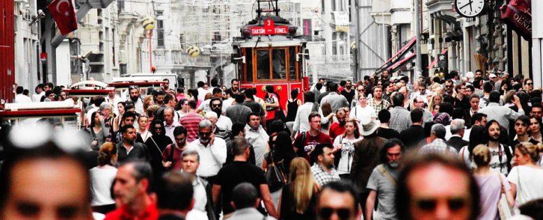 Из Москвы в Стамбул 7 700 рублей