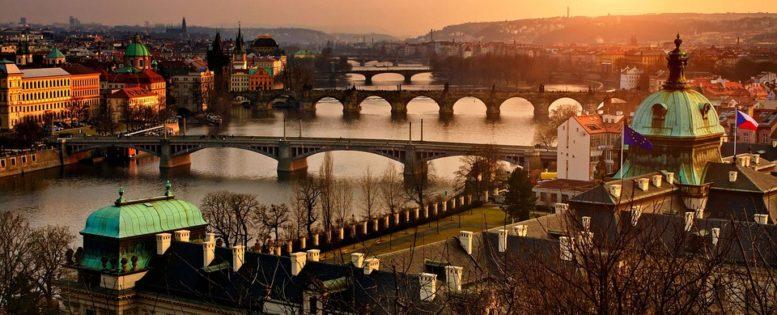 Короткий тур в Прагу 8 900 рублей *АРХИВ*