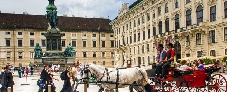 Архив. В Вену на майские праздники 8 500 рублей