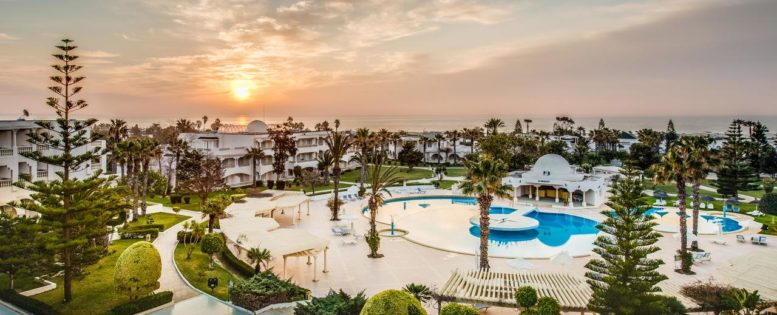 5 дней в 5* отеле в Тунисе 22 800 рублей *АРХИВ*