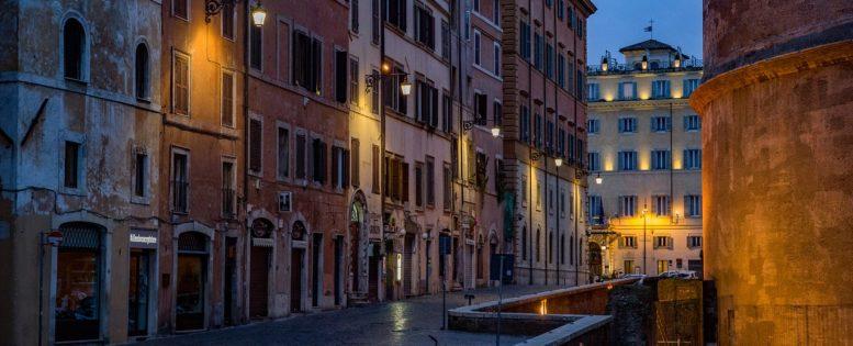 Архив. В Рим на Рождество 10 500 рублей
