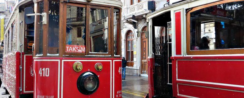Архив. Горящие билеты в Стамбул 4 600 рублей