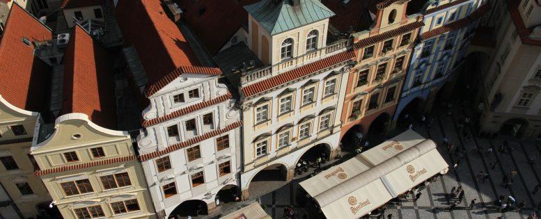 Архив. 3 дня в Праге 7 100 рублей