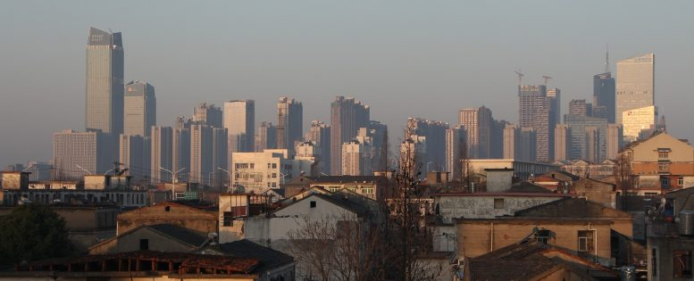 Прямые рейсы в Китай 13 300 рублей