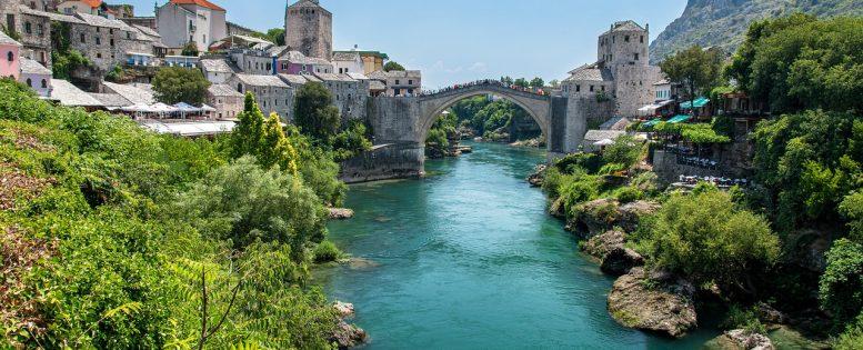 В Боснию летом 9 900 рублей