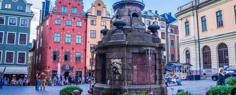 Архив. Прямые рейсы в Стокгольм 11 300 рублей
