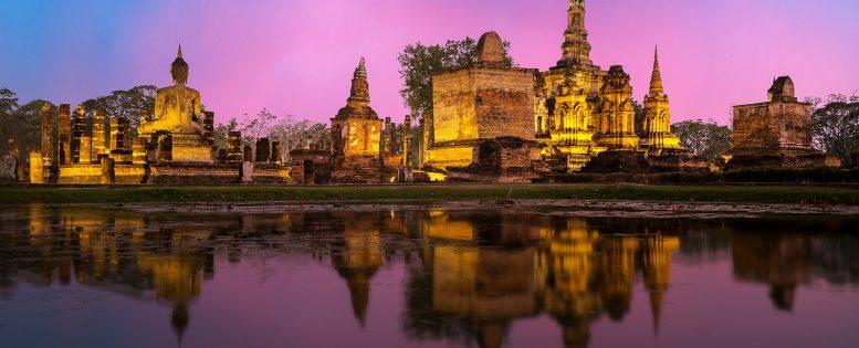 Архив. В Таиланд на майские праздники 25 900 рублей