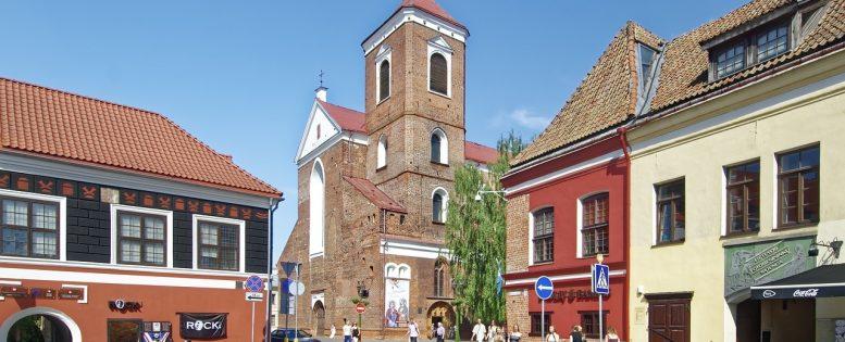 В Литву на майские праздники 5 500 рублей