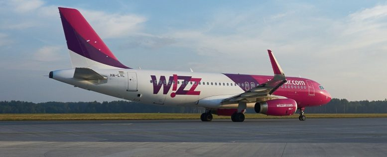 5 новых направлений WizzAir из Санкт-Петербурга