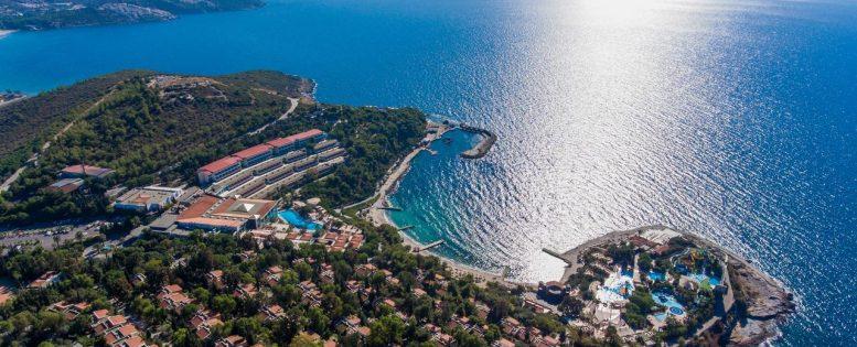 Архив. Неделя на Эгейском море 17 500 рублей, все включено