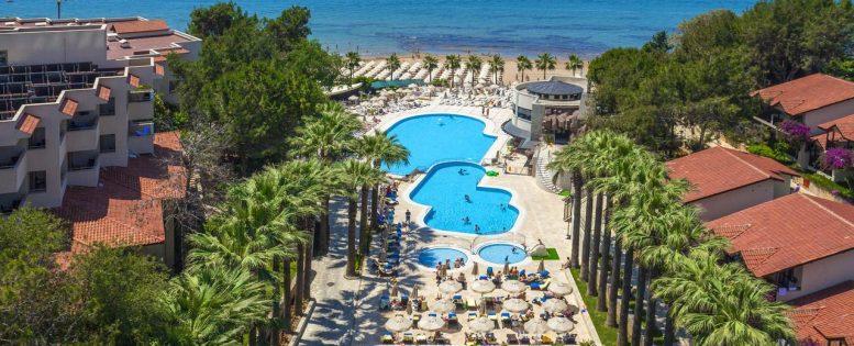 Архив. 5* отели в Турции с высоким рейтингом от 36 000 рублей