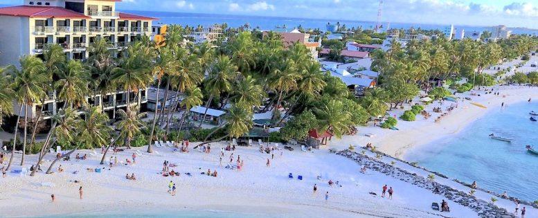 4* отель с питанием на Мальдивах 4 500 рублей