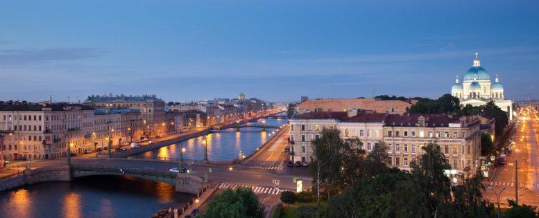 Архив. Выходные в Петербурге 3 400 рублей