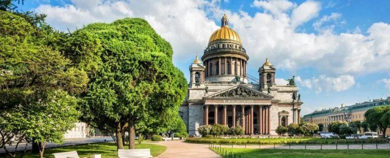 Архив. 5* отель в Петербурге 2 900 рублей