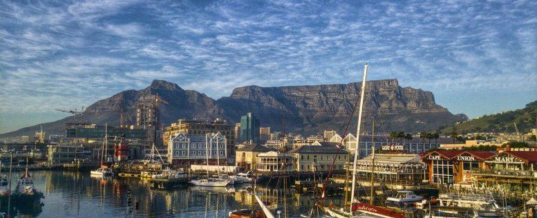 В Кейптаун на Новогодние каникулы 44 700 рублей